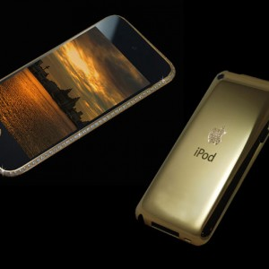 24ct Gold ipod Touch SUPREME FIRE