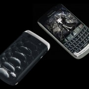 Diamond Blackberry 9700 Bold II Knight
