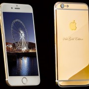 iphone 6s solid gold