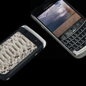 Diamond BlackBerry 9700 Bold II Desert Storm