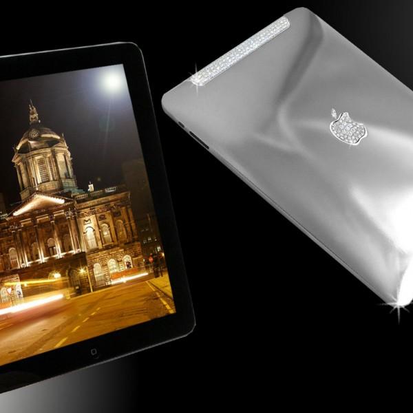 The solid Platinum ipad SUPREME Edition
