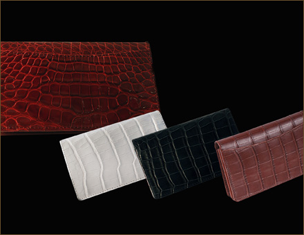 Stuart Hughes Luxury Mobile Phone Alligator Skin Case