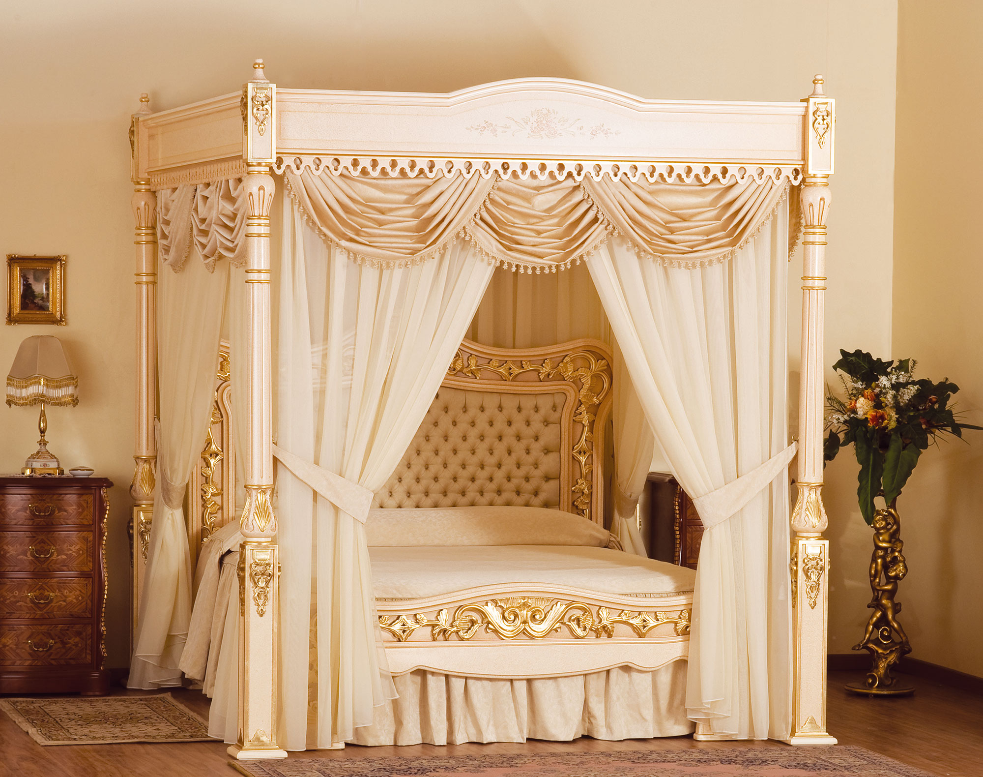 Baldacchino Supreme  The world most exclusive bed