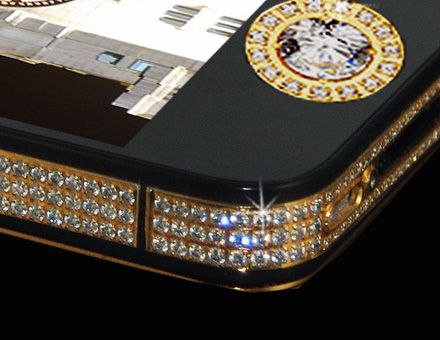 iphone 4s elite gold the worlds most expensive phone stuart hughes