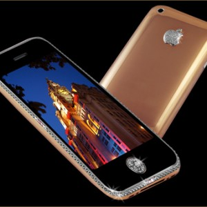 iphone 3GS rose supreme