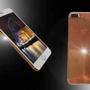 18ct Rose Gold IPhone 8 Plus Unique Brilliance Edition