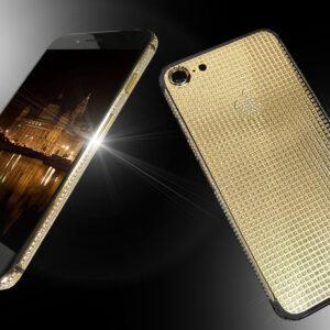 24ct Gold IPhone 8 Unique Brilliance Edition