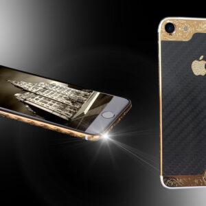 Stuart Hughes iphone 4 Diamond Rose 'The worlds most