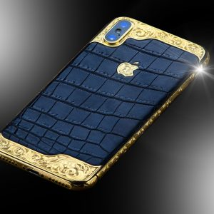 24ct Gold IPhone Classic Noir Edition