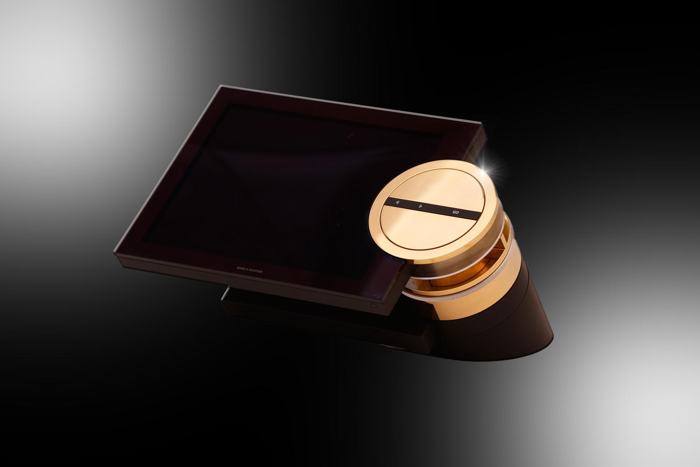 stuart hughes 24ct gold bang olufsen beosound 5 stuart. Black Bedroom Furniture Sets. Home Design Ideas